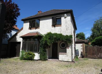 Thumbnail 5 bed detached house to rent in Earlham Road, Norwich