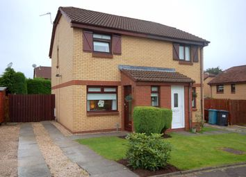 Thumbnail 2 bed semi-detached house for sale in Woodhead Crescent, Uddingston, Glasgow