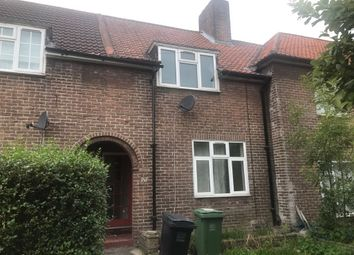 Thumbnail 2 bed terraced house to rent in Northover, Downham, Bromley