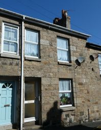 Thumbnail 2 bed terraced house for sale in St. Dominic Street, Penzance