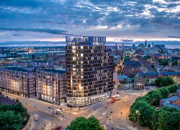 Thumbnail 1 bedroom flat for sale in Parliament Square, Greenland Street, Liverpool