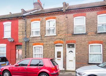 Thumbnail 3 bedroom terraced house for sale in Wimborne Road, Luton