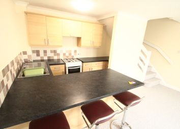 Thumbnail 1 bed terraced house to rent in Warwick Orchard Close, Honicknowle, Plymouth