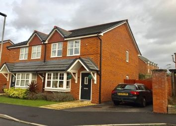 Thumbnail 3 bed property to rent in Cleveland Road, Leyland