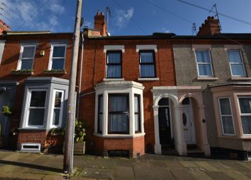Thumbnail 3 bed terraced house to rent in Edinburgh Road, Northampton