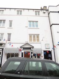 Thumbnail 1 bed flat to rent in Market Place, Leek, Staffordshire