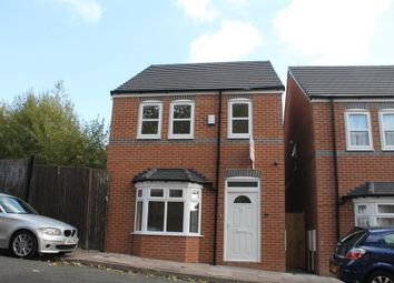 Thumbnail 3 bed detached house for sale in Green Lane, Winson Green, Birmingham