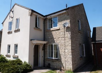 Thumbnail 2 bed semi-detached house to rent in Cardinal Drive, Tuffley, Gloucester