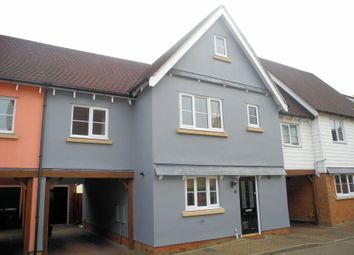 Thumbnail 4 bed link-detached house to rent in Mildmay, Flitch Green