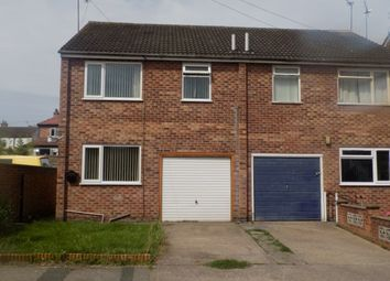 Thumbnail 3 bed semi-detached house for sale in Victoria Street, Gedling, Nottingham