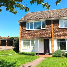 Thumbnail 2 bed end terrace house to rent in Brinsworth Close, Twickenham