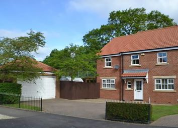Thumbnail 4 bed semi-detached house for sale in Hall Close, Carlton, Stockton On Tees
