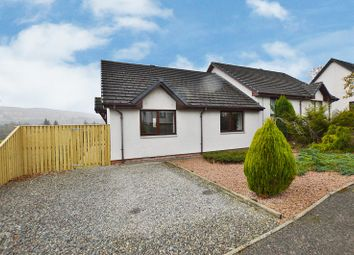 Thumbnail 2 bed semi-detached bungalow for sale in 17 Birchbrae Drive, Kirkhill, Inverness, Highland.