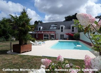 Thumbnail 5 bed property for sale in 44350, Guérande, Fr