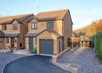 Thumbnail 3 bed detached house for sale in Bluebell Close, Biddulph, Staffordshire