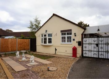 Thumbnail 2 bed detached bungalow for sale in Bluebell Drive, Off Stonesby Avenue