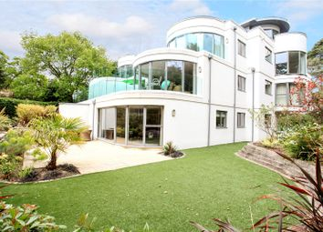 Thumbnail 3 bed flat for sale in Brooklyn House, 2 Bingham Avenue, Evening Hill, Poole, Dorset