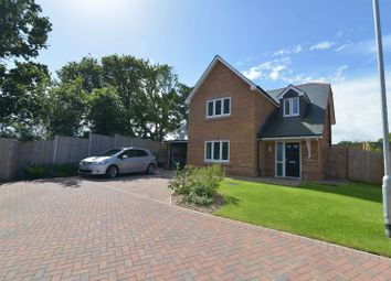 Thumbnail 5 bed detached house for sale in Llys Adda, Bangor