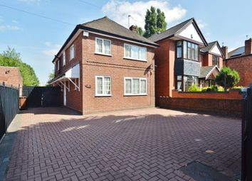 Thumbnail 3 bed detached house for sale in Wellington Road, Bilston
