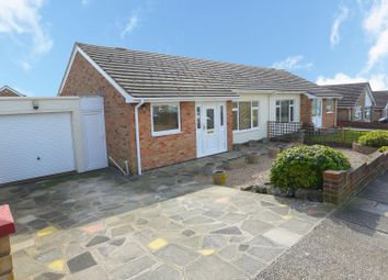 Thumbnail 3 bed semi-detached bungalow for sale in Borrowdale Avenue, Ramsgate