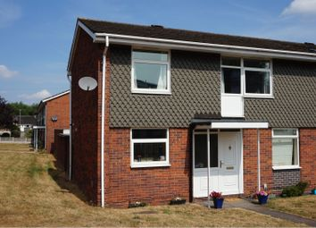 Thumbnail 3 bed end terrace house for sale in Maple Grove, Stafford