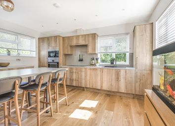 Thumbnail 4 bed detached house to rent in Lyne Close, Virginia Water