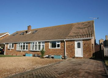 Thumbnail 5 bed semi-detached bungalow for sale in Wellington Gardens, Selsey, Chichester