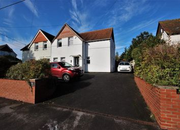 Thumbnail 3 bed semi-detached house to rent in West Hill, Wantage