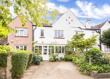 Thumbnail 4 bed terraced house for sale in Llanvanor Road, London