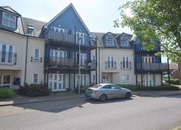 Thumbnail 2 bed flat for sale in Tyhurst, Middleton, Milton Keynes