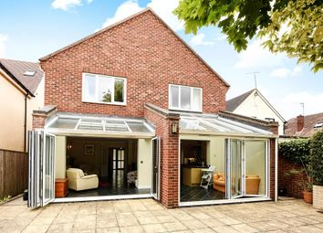 Thumbnail 4 bedroom detached house for sale in Harwell Road, Sutton Courtenay