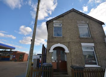 Thumbnail 2 bed flat to rent in High Street, Kessingland, Lowestoft
