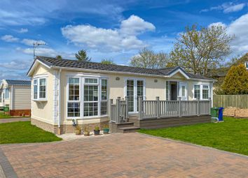 Thumbnail 2 bed mobile/park home for sale in Murray Street, Paisley