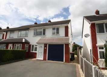Thumbnail 3 bed semi-detached house to rent in Meadow Close, Trench, Telford