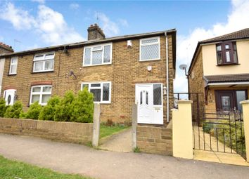 Thumbnail 4 bed end terrace house to rent in Sweyne Road, Swanscombe, Kent