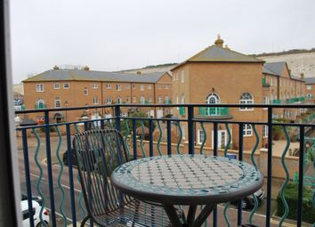 Thumbnail 2 bed flat to rent in The Strand, Brighton Marina