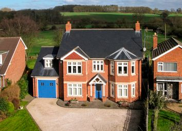 Thumbnail 5 bed detached house for sale in Main Street, Long Whatton, Loughborough