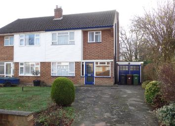 Thumbnail 3 bed semi-detached house for sale in Northlands, Potters Bar, Herts