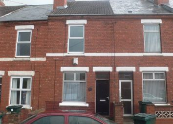 Thumbnail 3 bed terraced house to rent in St Margaret Road, Stoke, Coventry, West Midlands