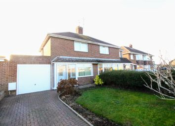 Thumbnail 2 bed semi-detached house for sale in Queens Drive, Old Walcot, Swindon