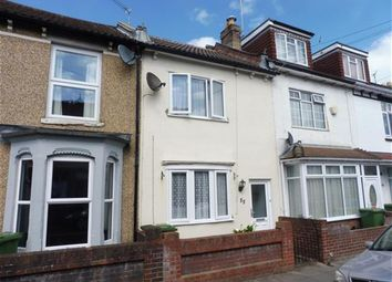 Thumbnail 3 bed terraced house for sale in Portchester Road, Portsmouth