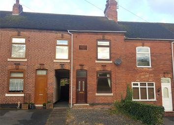 Thumbnail 2 bed terraced house to rent in Sandcliffe Road, Midway, Swadlincote, Derbyshire