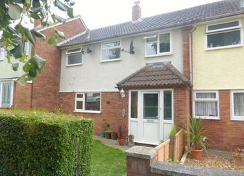 Thumbnail 3 bed terraced house for sale in Riddimore Avenue, Hereford