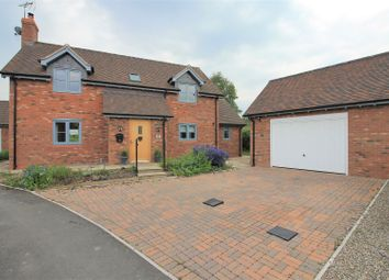 Thumbnail 4 bed detached house for sale in Green Lane, Leominster