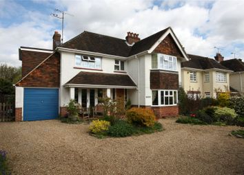 Thumbnail 5 bed detached house for sale in Broomleaf Road, Farnham, Surrey