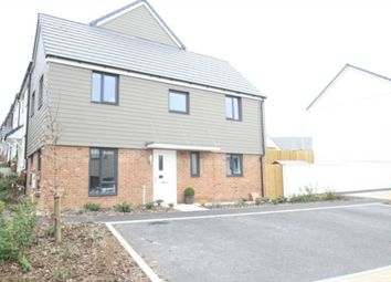 Thumbnail 3 bed semi-detached house for sale in Ivy Drive, Plymouth