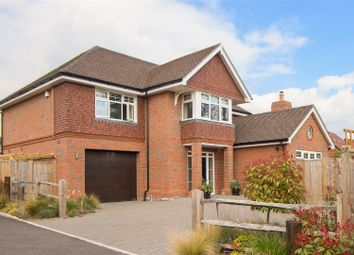 Thumbnail 4 bed detached house for sale in Hurstwood Close, Haywards Heath