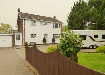 Thumbnail 4 bed detached house for sale in Queens Close, St. Ives, Huntingdon