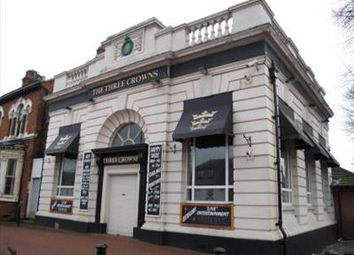 Thumbnail Pub/bar for sale in The Three Crowns, 499 Anlaby Road, Hull