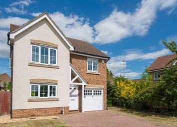 Thumbnail 4 bed detached house for sale in Watercress Road, Cheshunt, Waltham Cross, Hertfordshire